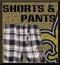 saints shorts pants